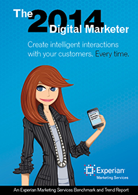 The 2014 Digital marketer