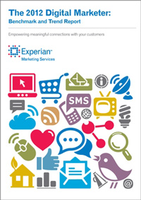 2012 Digital Marketer Report