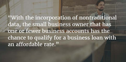 Nontraditional Data Opens New Doors For Small Businesses