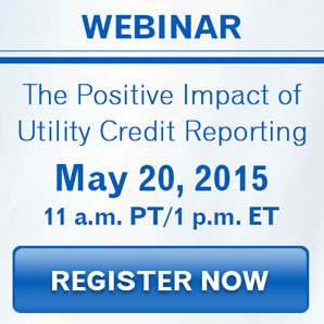 The Positive Impact of Utility Credit Reporting Webinar