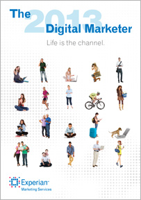 The 2013 Digital Marketer Report