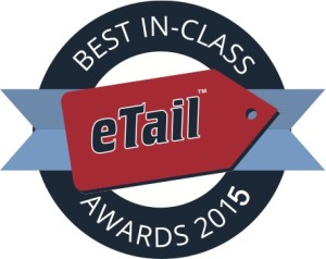 Best-in-class Etail Awards 2014 and 2015