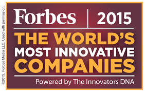 Top 100 in World's Most Innovative Companies
