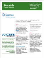 Axcess Financial Case Study