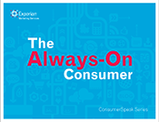 The always-on consumer