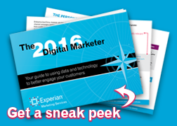 The                   2016 Digital Marketer Report