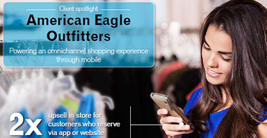 Powering cross-channel shopping through mobile