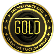 Relevancy Ring Client Satisfaction Award