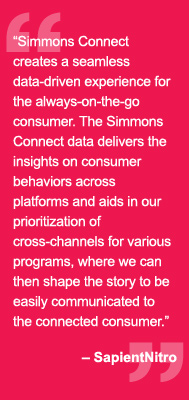 Simmons Connect Quote