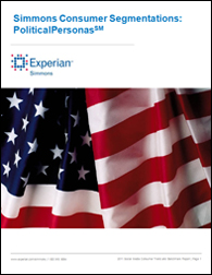 PolticalPpersonals Report from Experian Marketing Services