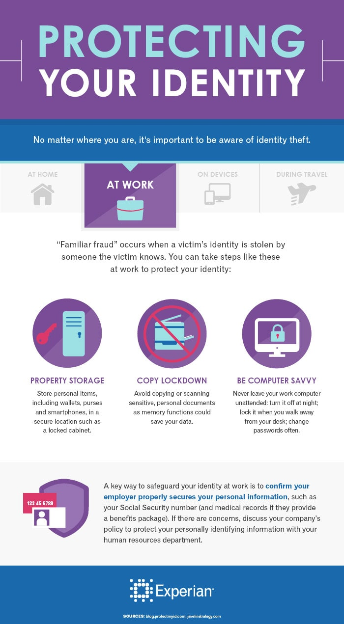 How to Protect Yourself Against Identity Theft | Experian