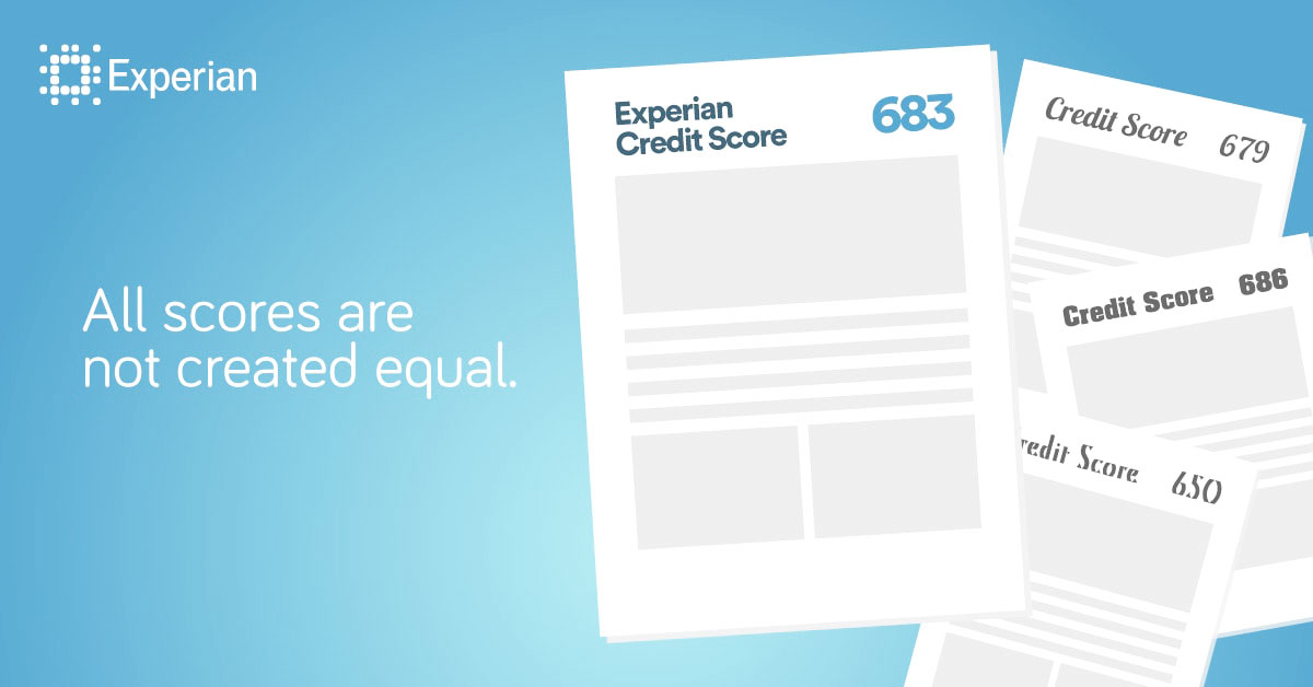 How often does your credit score change experian ccuart Image collections