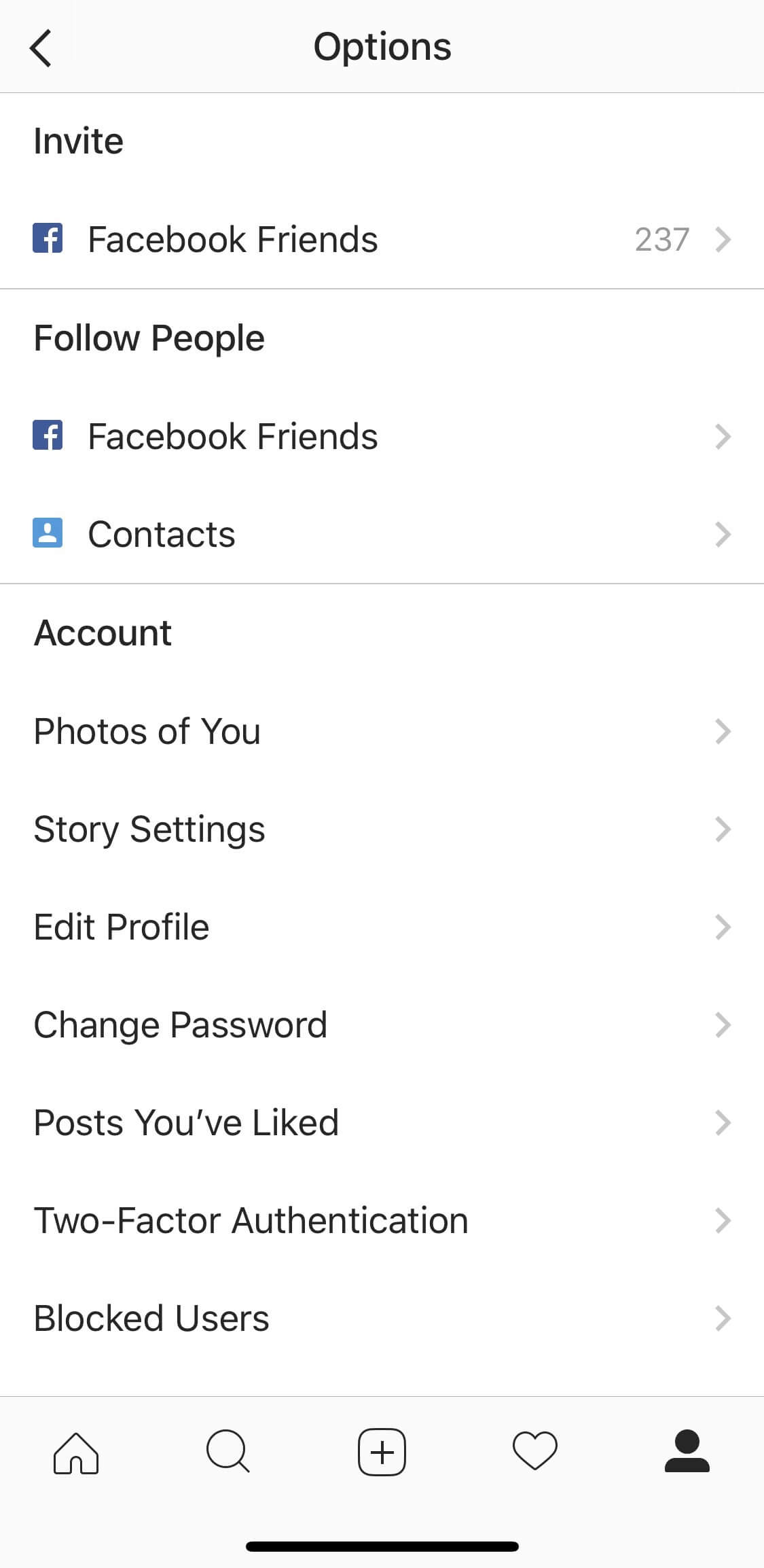 Review Instagram's privacy policy and search the Help Center for more  details.