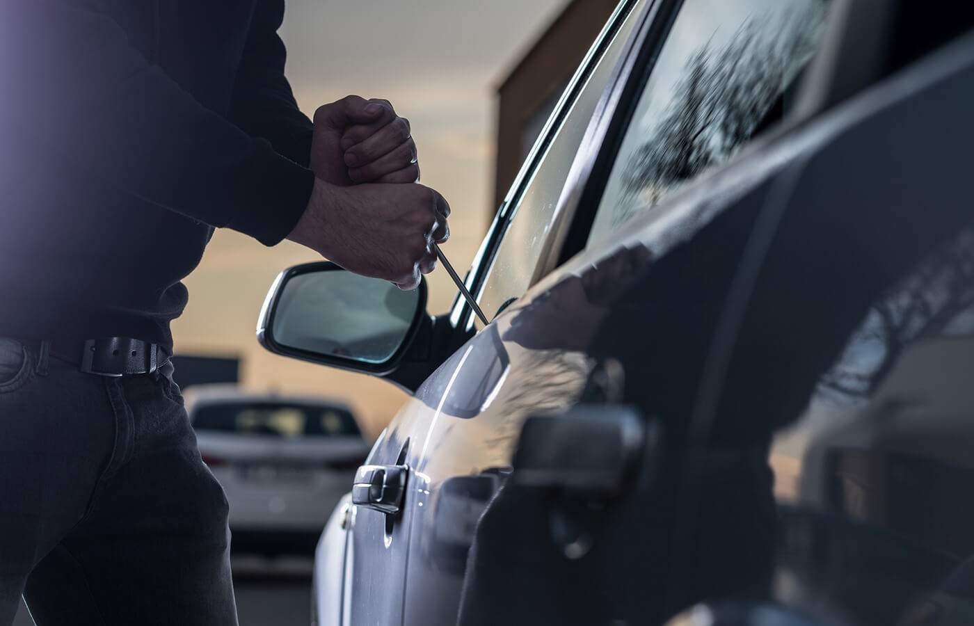 How Stolen Information from Your Car Can Lead to ID Theft