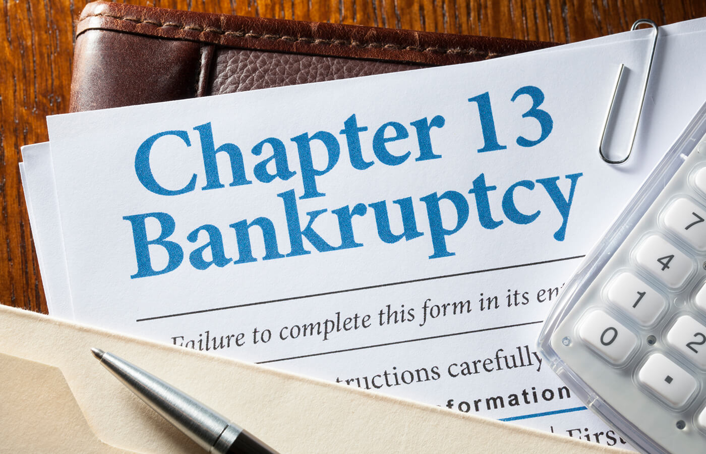what is chapter 13 bankruptcy? | experian