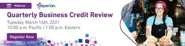 Q4 2020 Quarterly Business Credit Review