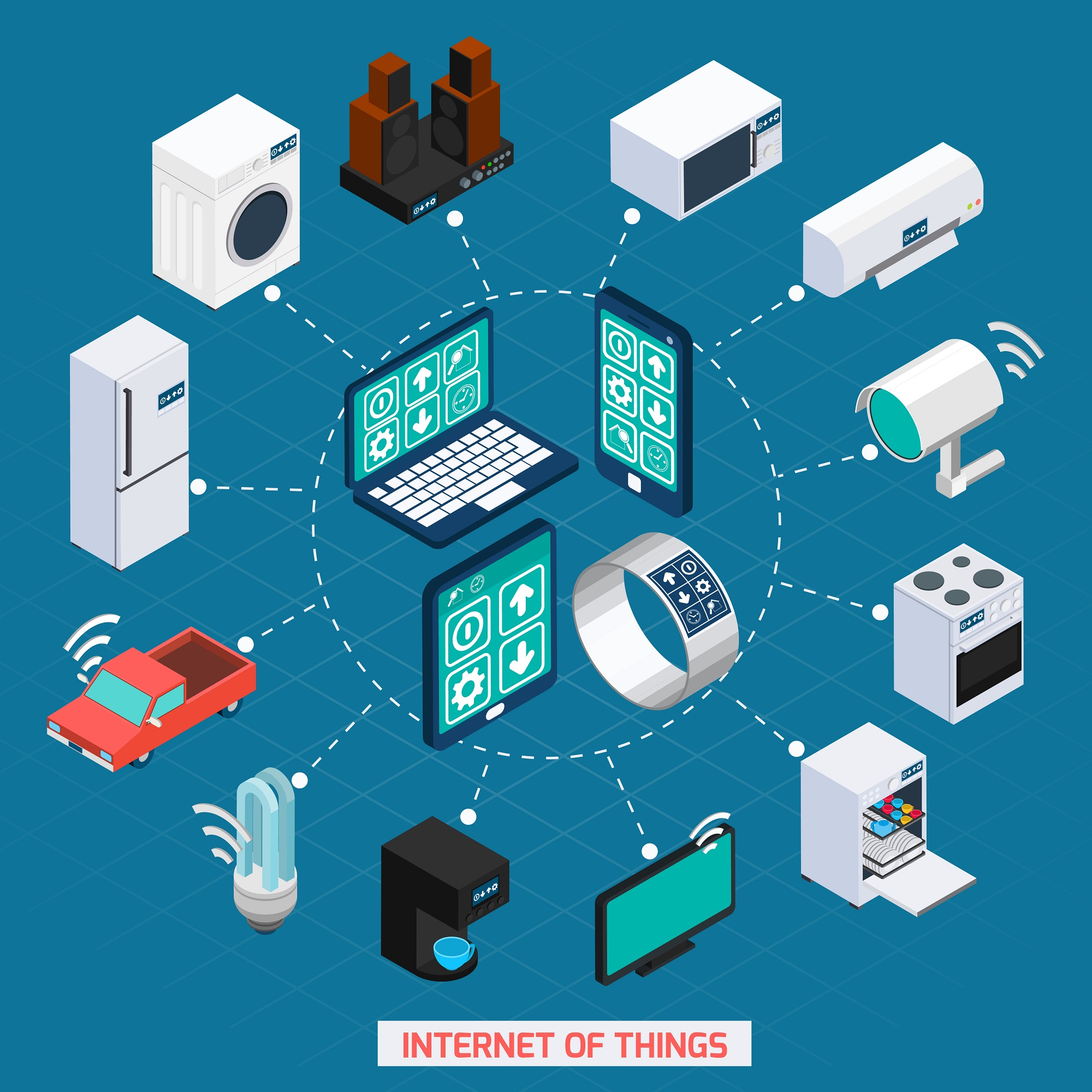 12 Tips To Safeguard The Internet Of Things