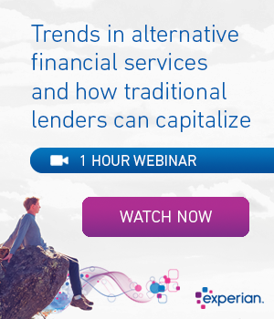 Webinar: Trends in alternative financial services: How lenders can capitalize
