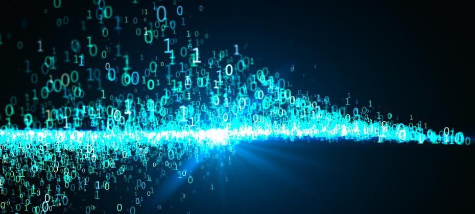 binary code big data
