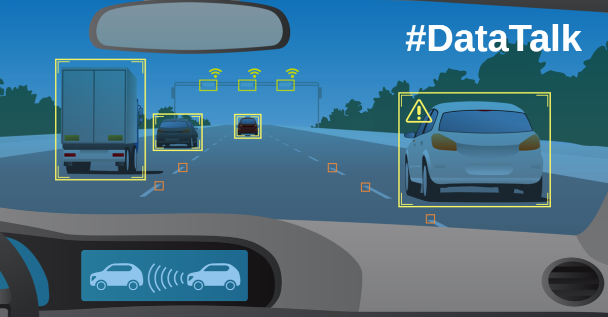 Teaching Cars to See: The Future of Autonomous Vehicles & Computer Vision #DataTalk