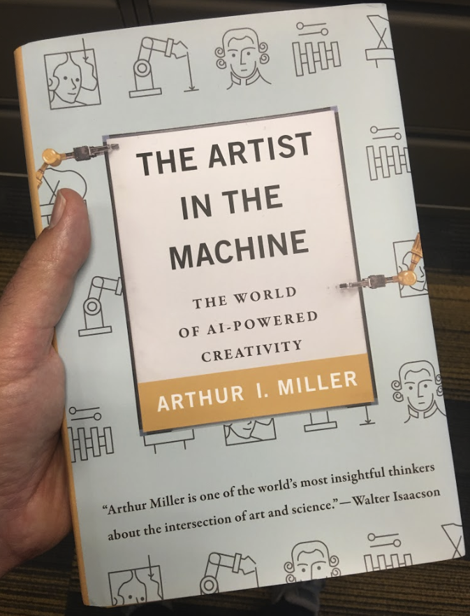 The Artist in the Machine