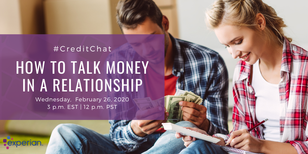 How to Talk Money in a Relationship - Experian Global News Blog