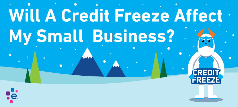 Will a credit freeze on my personal credit report affect my small will a credit freeze on my personal credit report affect my small business reheart Images