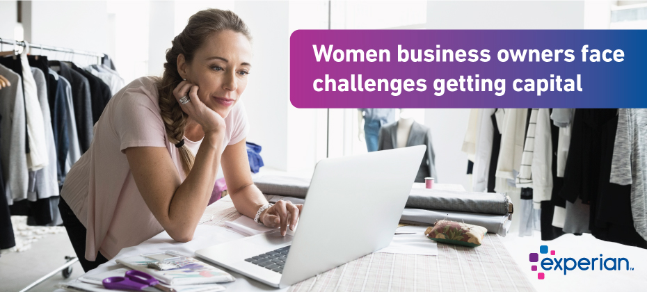Women business owners face challenges gaining capital