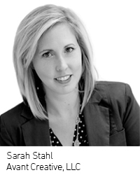 Sarah Stahl, Avant Creative, LLC