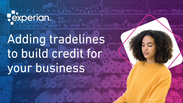 adding tradelines to build credit for your business
