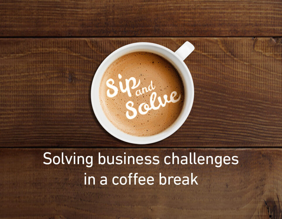 sip and solve