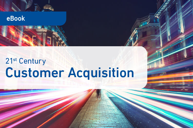 21st century customer acquisition banner