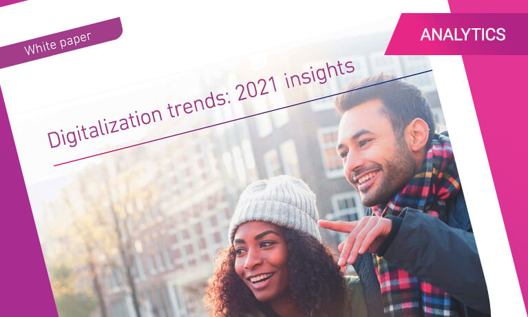 Digitization trends banner