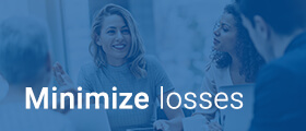 Minimize Losses