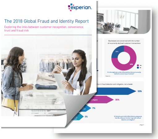 The 2018 Global Fraud And Identity Report