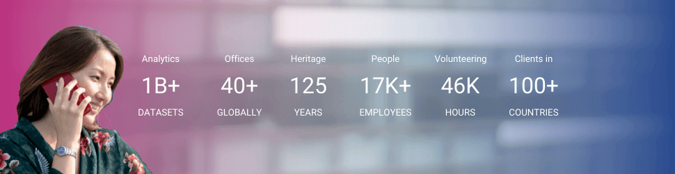 Experian in Numbers