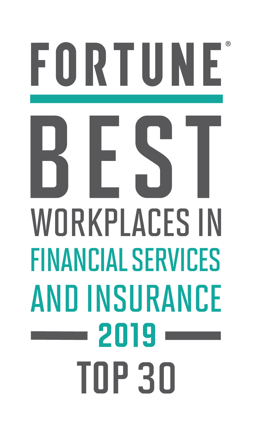 Fortune Best Workplaces in financial services