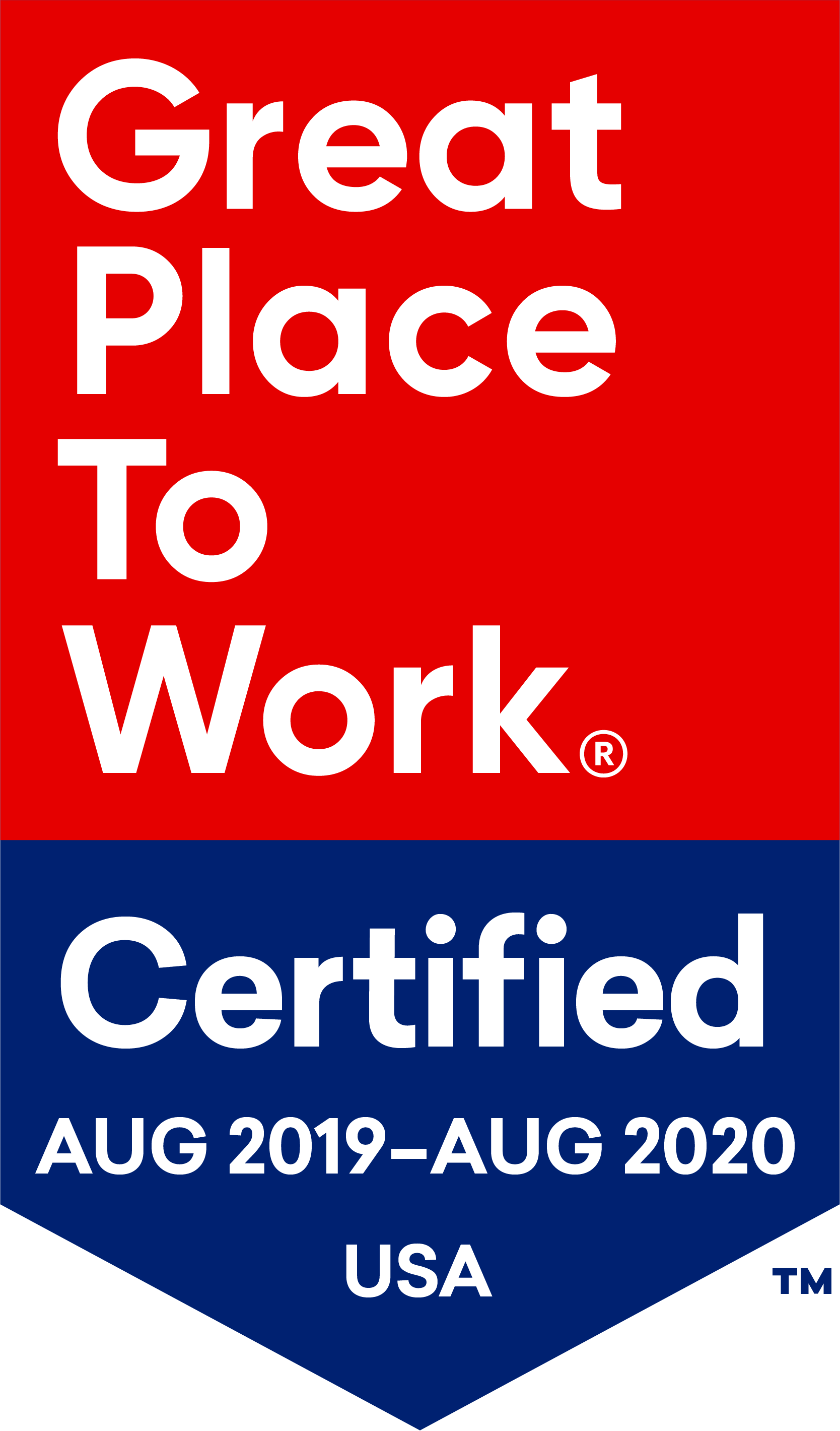 Great Place to Work USA