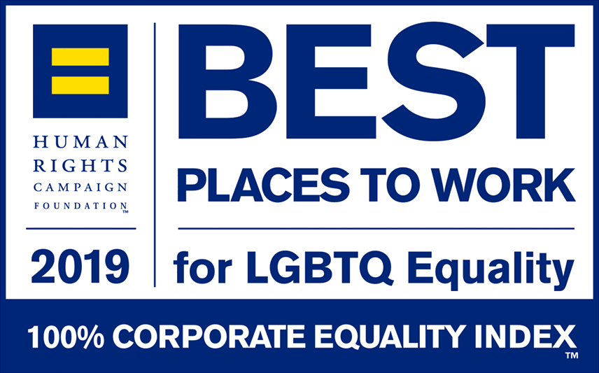 Human Rights Campaign Best Places To Work LGBTQ