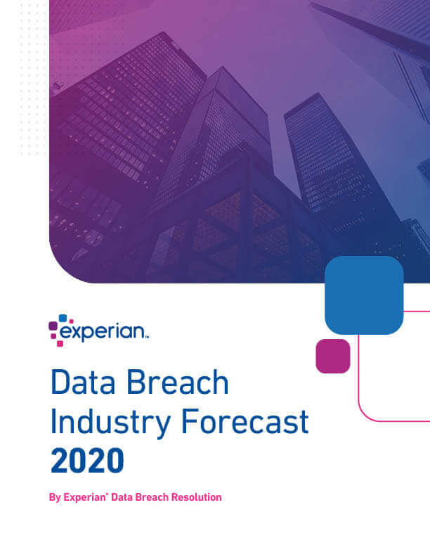 2020 Data Breach Industry Forecast