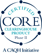 CORE Clearing House Product Phase 2
